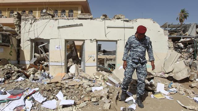 Une série d'attaques à Bagdad ainsi que dans le nord et l'ouest de l'Irak ont fait jeudi au moins huit morts et 51 blessés, ont rapporté des sources médicales et de sécurité.[AFP]