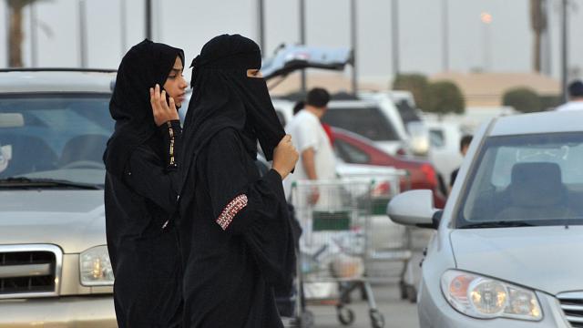Des Saoudiennes à Ryad en juin 2012 [Fayez Nureldine / AFP]