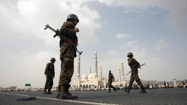 Des soldats yéménites [Mohammed Huwais / AFP/Archives]