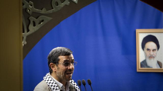 La prochaine élection présidentielle iranienne pour choisir le successeur du président Mahmoud Ahmadinejad a été fixée au 14 juin 2013, a annoncé le ministère iranien de l'Intérieur dans un communiqué cité vendredi par l'agence officielle Irna. [AFP]