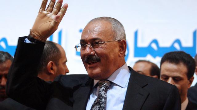 Plus de 200.000 Yéménites sont descendus dans la rue mardi pour demander la levée de l'immunité accordée à l'ancien président Ali Abdallah Saleh, accusé d'entraver la transition, selon les organisateurs. [AFP]