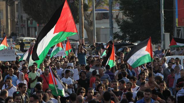 """Plusieurs films évoquant le conflit israélo-palestinien sont à l'affiche du festival du film de Toronto, dont un documentaire intitulé """"Etat 194"""", une référence à l'éventuelle accession d'un Etat de Palestine à l'ONU, aux côtés des 193 membres actuels. [AFP]"""