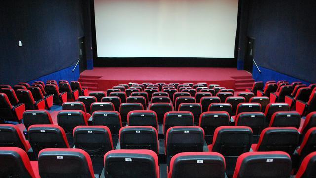 Une salle de cinéma [Abdullah Doma / AFP/Archives]