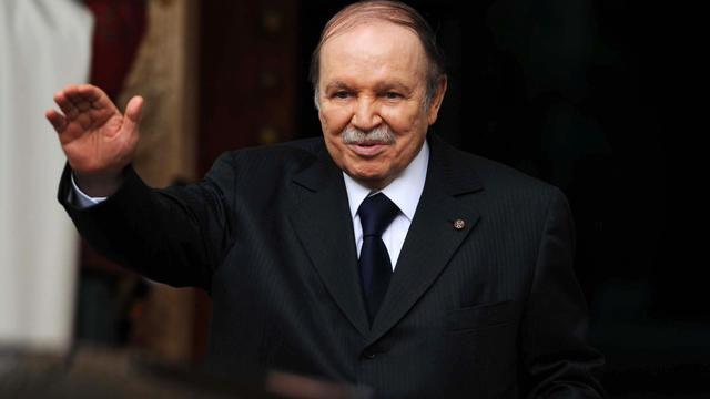 Le président algérien Abdelaziz Bouteflika, le 14 janvier 2013 à Alger [Farouk Batiche / AFP/Archives]