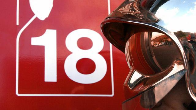 Un sapeur-pompier [Dominique Faget / AFP/Archives]