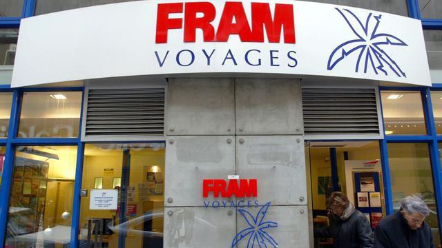 Une agence de voyages Fram à Toulouse [Lionel Bonaventure / AFP/Archives]
