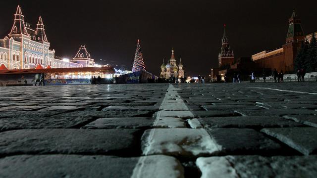 La place rouge à Moscou [Denis Sinyakov / AFP/Archives]