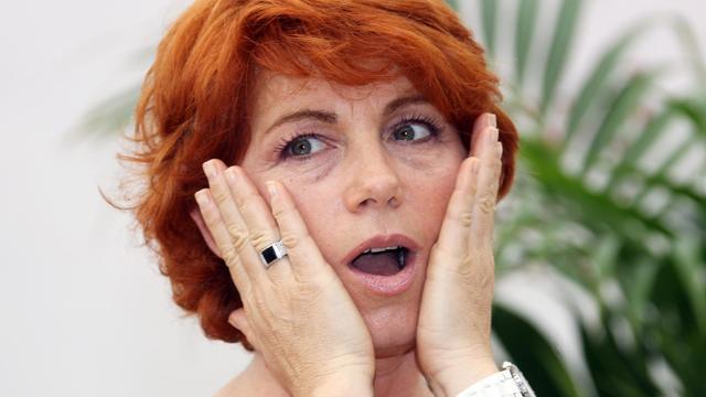 La comédienne Véronique Genest le 13 juin 2007 à Monte-Carlo [Valery Hache / AFP/Archives]