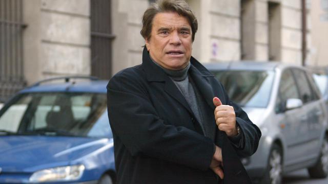 Bernard Tapie le 15 janvier 2008 à Marseille [Anne-Christine Poujoulat / AFP/Archives]