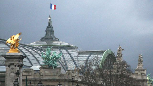 Vue du Grand Palais à Paris [Joel Saget / AFP/Archives]