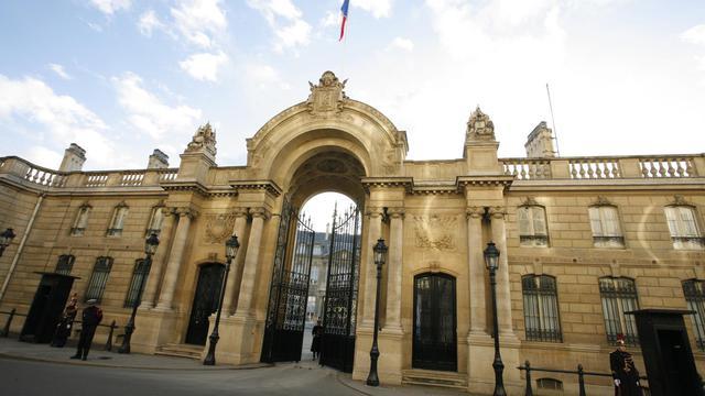 Le Palais de l'Elysée à Paris [Guillaume Baptiste / AFP/Archives]