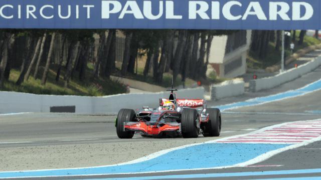 Le circuit Paul-Ricard au Castellet (Var) a déposé officiellement sa candidature à l'organisation dès 2013 du Grand Prix de France de Formule 1, dont la dernière édition remonte à 2008 à Magny-Cours (Nièvre), a annoncé mardi Stéphane Clair, directeur de la structure. [AFP]