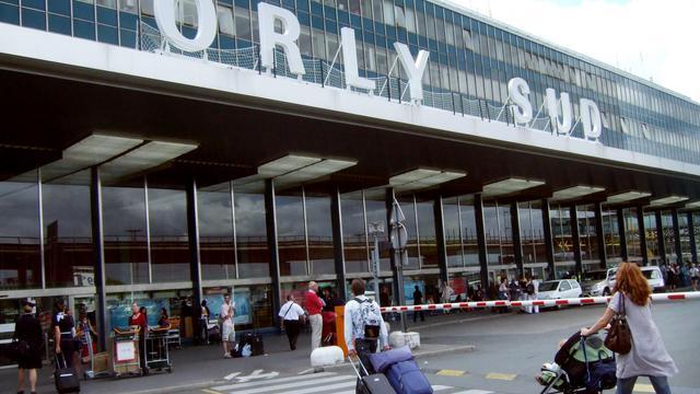 Le terminal Sud de l'aéroport d'Orly [Pierre Verdy / AFP/Archives]