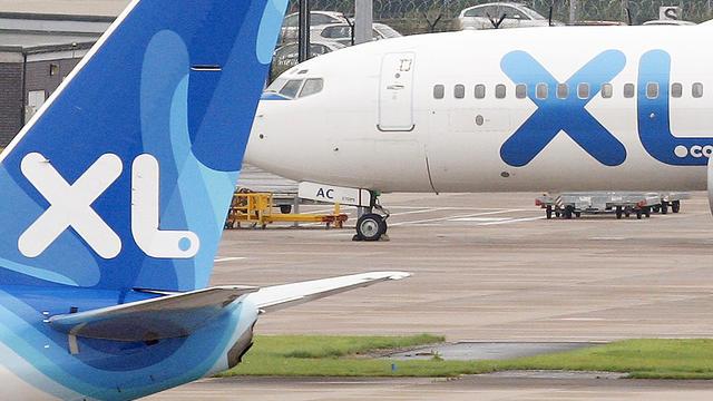 Des avions de la compagnie XL-Airways [Paul Ellis / AFP/Archives]