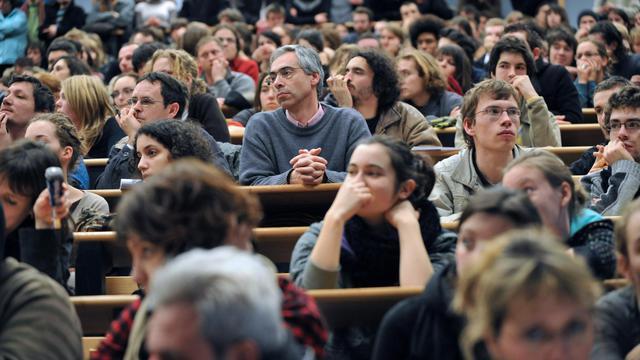 La futur antenne de l'université Paris-Est comptera à terme plus de 10 000 étudiants.