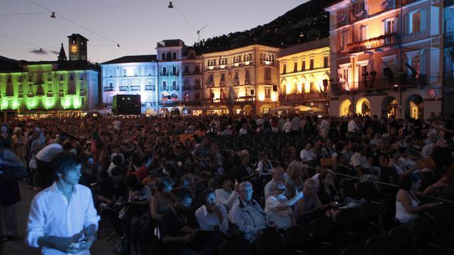 """Un film documentaire russe, """"Winter, go away"""", réalisé par dix jeunes réalisateurs, est présenté jeudi en première internationale au Festival international du film de Locarno.[AFP]"""