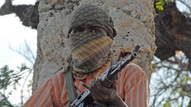 Un homme armé à Mogadiscio le 3 septembre 2009 [Mustafa Abdi / AFP/Archives]