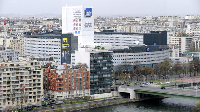Le siège de Radio France, le 23 novembre 2009 [Bertrand Guay / AFP/Archives]