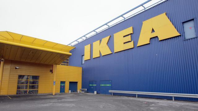 Le magazin Ikea Roissy/Paris Nord 2 à Gonesse [Jacques Demarthon / AFP/Archives]