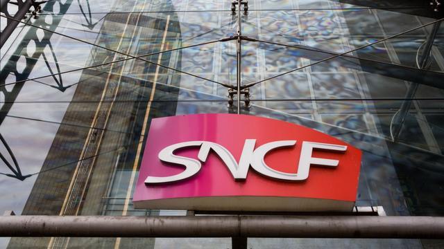 Logo de la SNCF [Loic Venance / AFP/Archives]