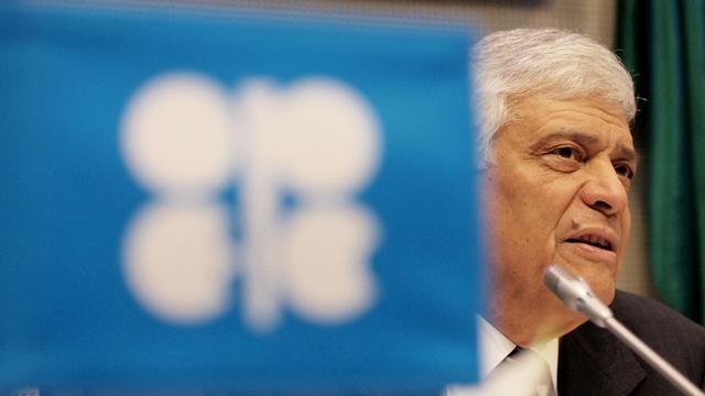 Le secrétaire général de l'Opep Abdallah El-Badri, le 17 mars 2010 à Vienne [Joe Klamar / AFP/Archives]