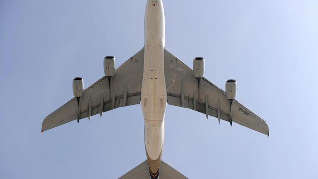 Un avion [Fred Dufour / AFP/Archives]