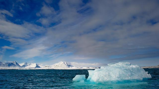 Des icebergs en Arctique [Martin Bureau / AFP/Archives]
