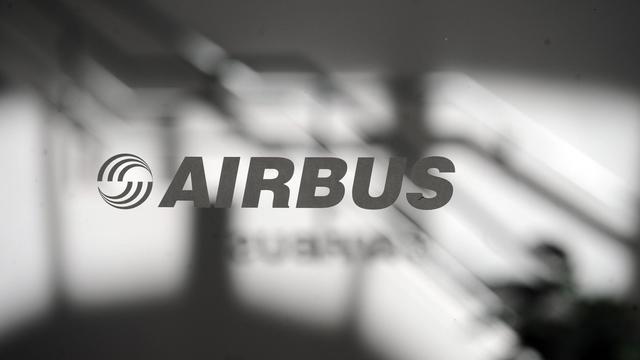 Le logo du constructeur européen Airbus [Eric Cabanis / AFP/Archives]