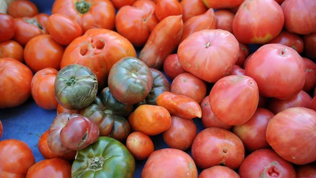 Des légumes bio [Remy Gabalda / AFP/archives]