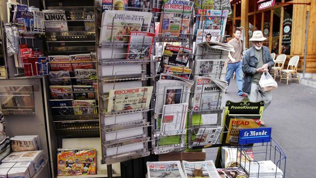 La distribution des quotidiens nationaux et des magazines hebdomadaires était perturbée jeudi à travers la France en raison d'un mouvement social déclenché chez Presstalis (ex-NMPP) et certaines de ses filiales, apprend-on de sources syndicales et patronales. [AFP]