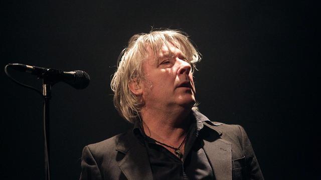 Le chanteur belge Arno en concert à la Cartonnerie à Reims, le 3 décembre 2010 [Francois Nascimbeni / AFP/Archives]