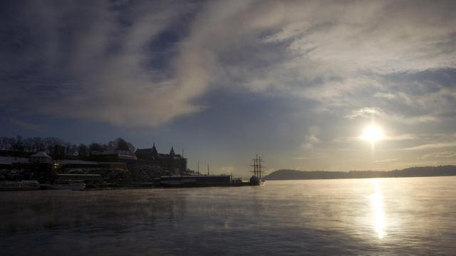 Le fjord d'Oslo [Odd Andersen / AFP/Archives]