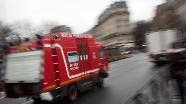 Un camion de pompiers [Loic Venance / AFP/Archives]