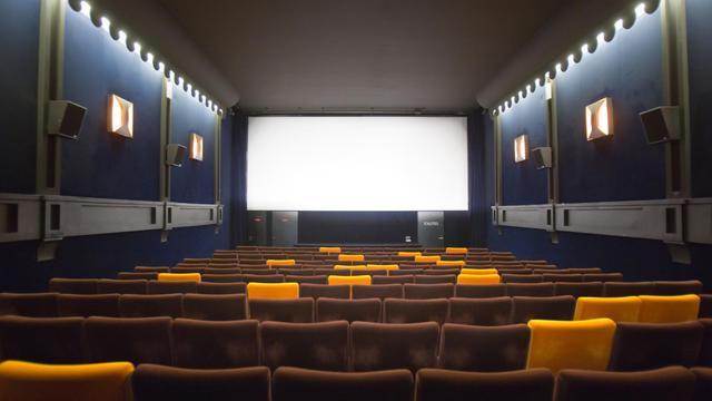 Une salle de cinéma [Loic Venance / AFP/Archives]