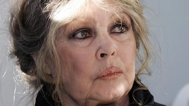 """Brigitte Bardot """"ne veut plus séduire, ni rien ni personne"""", confie l'ancienne actrice dans un rare entretien intimiste accordé à Vogue Hommes International, à paraître jeudi. [AFP]"""