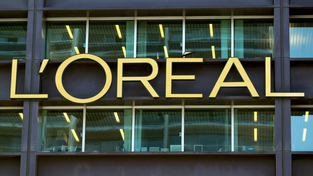 Le logo de L'Oréal [Thomas Samson / AFP/Archives]