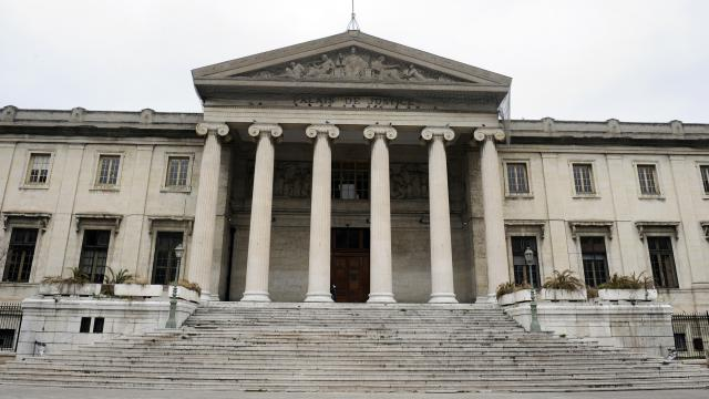 Le palais de justice de Marseille, en 2011 [Gerard Julien / AFP/Archives]