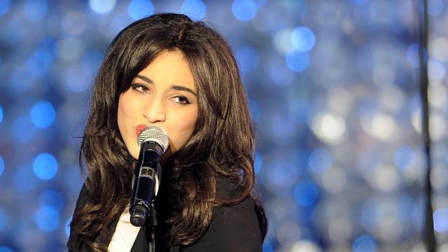 La chanteuse Camélia Jordana, le 9 février 2011 à Lille [Denis Charlet / AFP/Archives]