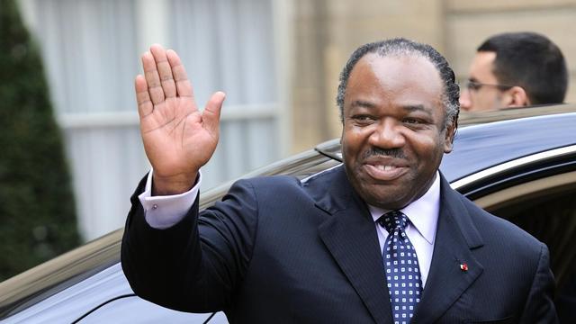 Le président gabonais Ali Bongo, le 21 février 2011 à Paris [Eric Feferberg / AFP/Archives]