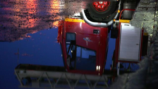 Un camion des sapeurs-pompiers [Joel Saget / AFP/Archives]