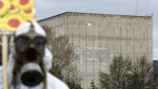 La plus ancienne centrale nucléaire d'Espagne, à Garoña, près de Burgos (nord), cessera son activité en juillet 2013, l'exploitant ayant renoncé à demander le renouvellement de son autorisation, une nouvelle saluée par les écologistes. [AFP]