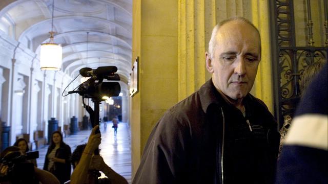 Dany Leprince, condamné à perpétuité pour un quadruple meurtre familial qu'il a toujours nié et pour lequel il a passé plus de 17 ans en détention, présente mardi une demande de libération conditionnelle devant le tribunal d'application des peines (TAP) de Melun (Seine-et-Marne). [AFP]