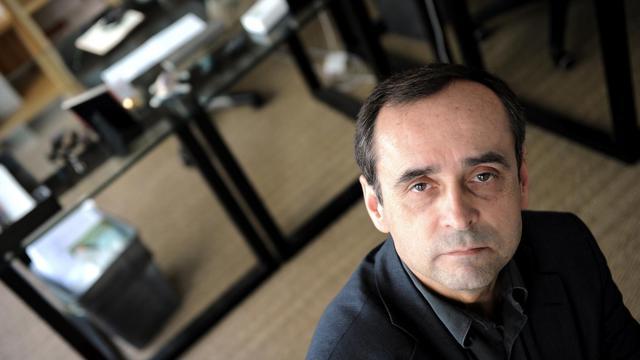 Robert Ménard à Paris, le 8 avril 2013 [Franck Fife / AFP/Archives]