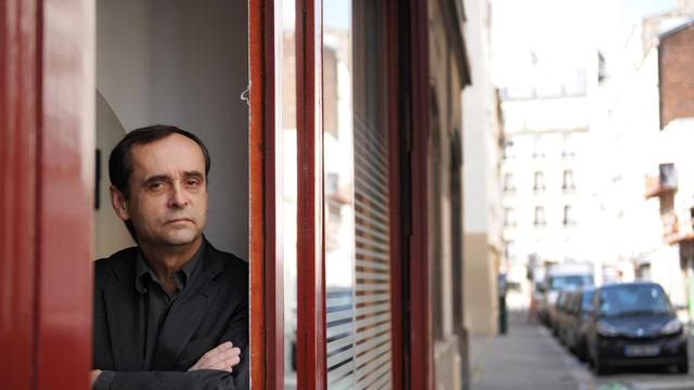 Robert Ménard, ancien dirigeant de RSF, le 8 avril 2011 à Paris [Franck Fife / AFP/Archives]