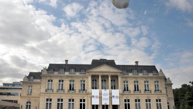 L'OCDE a nettement révisé à la baisse jeudi sa prévision de croissance pour la France en 2012, et ne table plus que sur une quasi-stagnation qui devrait compliquer l'équation budgétaire du gouvernement. [AFP]