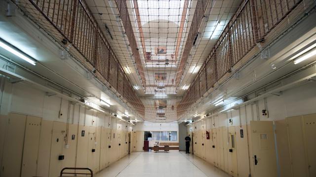 L'intérieur de la prison de Fresnes [Fred Dufour / AFP/Archives]