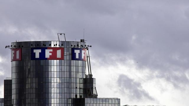 La tour de TF1 à Boulogne-Billancourt [Joel Saget / AFP/Archives]