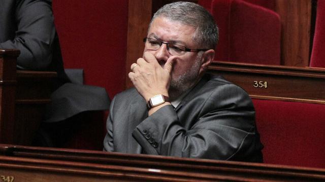 Alain Vidalies, le 12 juillet 2012 à l'Assemblée nationale à Paris [Jacques Demarthon / AFP/Archives]