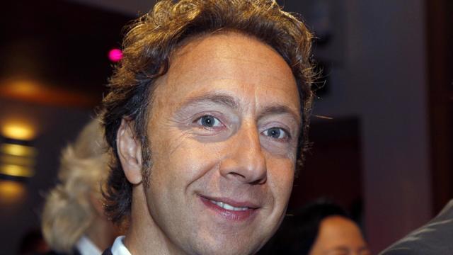 L'animateur et journaliste Stéphane Bern à Paris, le 6 septembre 2011 [Francois Guillot / AFP/Archives]
