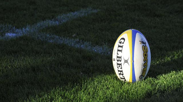 Ballon de rugby [Thierry Zoccolan / AFP/Archives]